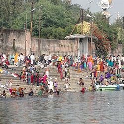 Ram Ghat in Ujjain