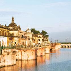 Ram Janam Bhumi in Ayodhya