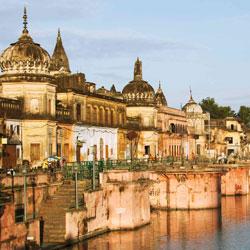 Ram Janmabhoomi in Ayodhya