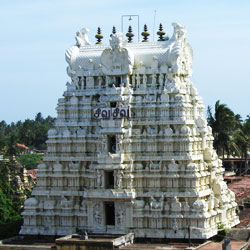 Ramanathaswamy Temple in Rameswaram