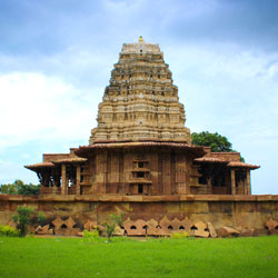 Ramappa Temple in Warangal