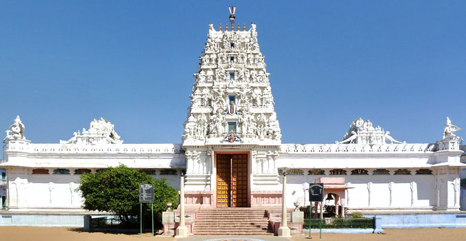 Ramavaikunth Temple