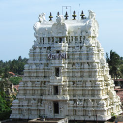 Rameshwaram Temple in Rameshwaram