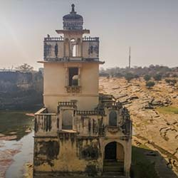 Rani Padmini Mahal in Chittorgarh