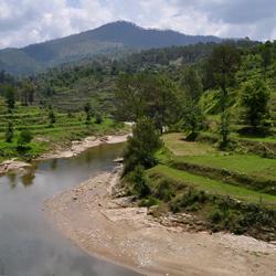 Ranikhet Hills in Almora