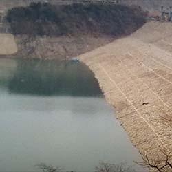 Ranjit Sagar Dam in Pathankot