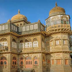 Ranjit Vilas Palace in Bhuj