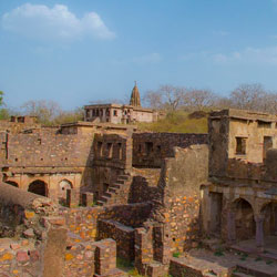 Ranthambore Fort in Sawai Madhopur