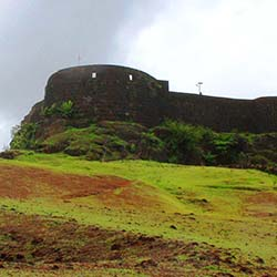 Ratnadurg Fort in Ratnagiri