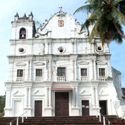 Reis Magos Church in Goa City