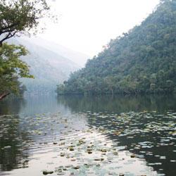 Renuka Lake in Sirmaur