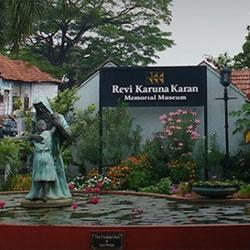 Revi Karuna Karan Memorial Museum in Alleppey