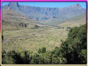 Richtersveld National Park in Northern Cape