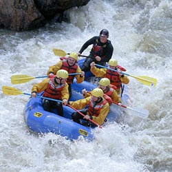 River Rafting in Garhwal in Garhwal