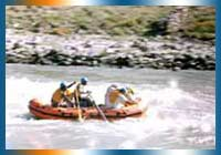 River Rafting in Yamuna in Yamuna Nagar