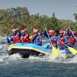 River Rafting in Hugli in Guwahati
