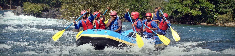 River Rafting in Hugli