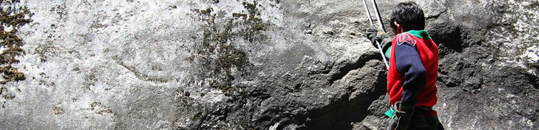 Rock Climbing In Manali