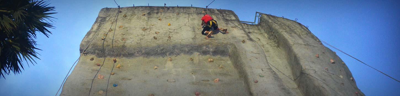 Rock Climbing & Trekking in Mumbai