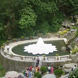 Darjeeling Rock Garden in Darjeeling