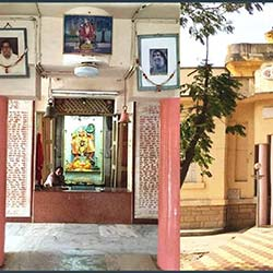 Rokadiya Hanuman Temple in Porbandar