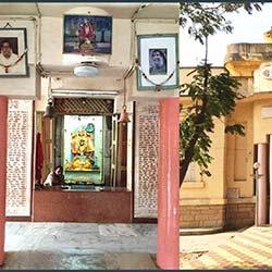 Rokadiya Hanuman Temple in Porbandar