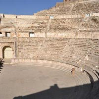 Roman Amphitheater in Amman