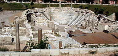 Roman Theatre in Alexandria
