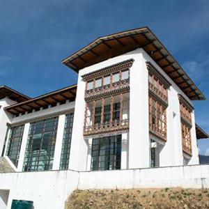 Royal Textile Academy of Bhutan in Thimphu