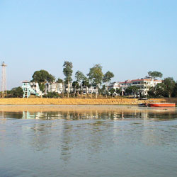 Rudrasagar Lake in Agartala