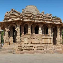 Sabha Mandapa in Dwarka