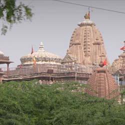 Sachiya Mata Temple in Jodhpur
