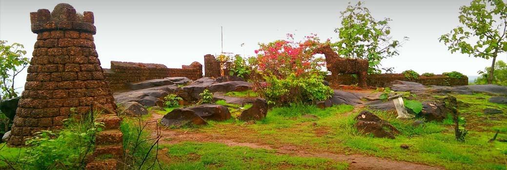 Sadashivgad Hill Fort