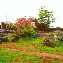 Sadashivgad Hill Fort in Karwar