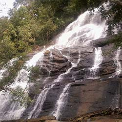 Sahi Falls in Latehar