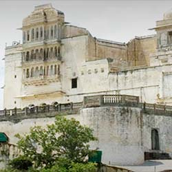 Sajjangarh Palace in Alwar