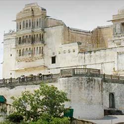 Sajjangarh Palace in Alwar