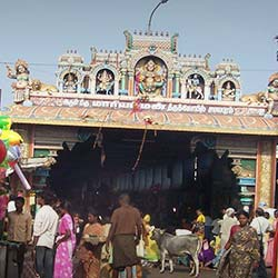 Samayapuram Mariamman Temple in Trichy