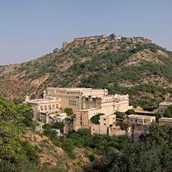 Samode Fort in Samode