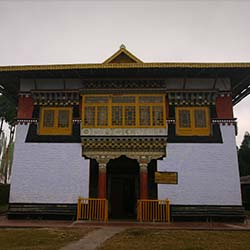 Sanga Choling Monastery in Gangtok