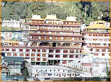 Sanga Choling Monastery in Gangtok