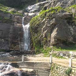 Sangay Waterfalls in Pelling