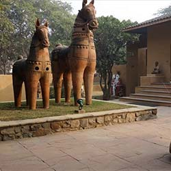 Sanskriti Museum & Art Gallery in Hazaribag
