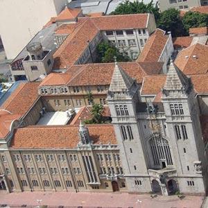 Sao Bento Monastery in Rio De Janeiro