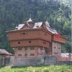 Sapni Fort in Kalpa