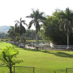 Saras Baug in Pune