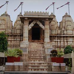 Sathis Deori Temple in Chittorgarh