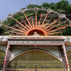Sati Anusuya Ashrama in Chitrakoot