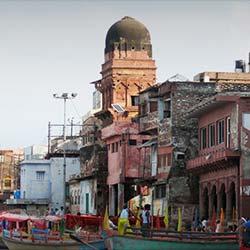 Sati Burj in Mathura