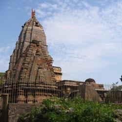 Satmatrika Temples in Omkareshwara